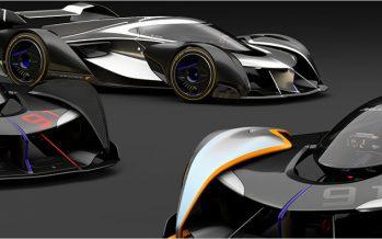 McLaren Ultimate Vision Gran Turismo เปิดตัวในแผ่นเกม