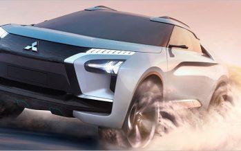 2017 Mitsubishi e-Evolution Concept ต้นแบบสานต่อตำนาน Evo