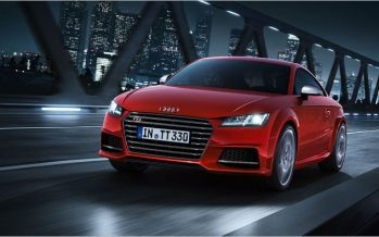 Audi ประเทศไทย เปิดตัวสปอร์ตหรู Audi TTS Coupe