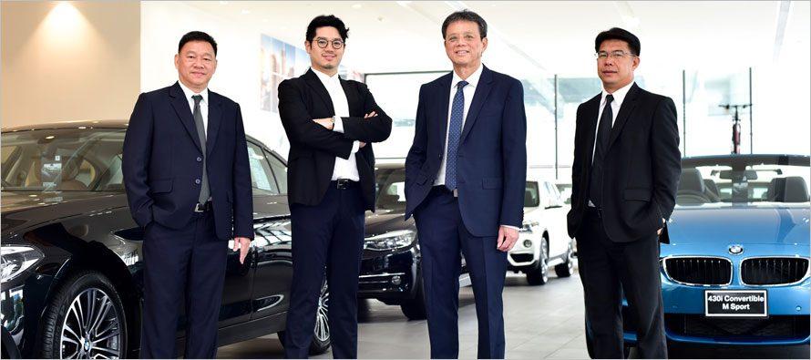 BMW ประเทศไทย เปิดตัวโชว์รูม Barcelona Motor บางแค