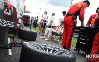 Bridgestone ประกาศศักดาใน Super GT 2017