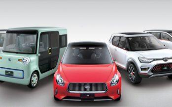 Daihatsu เปิดตัว 5 ต้นแบบสำหรับ 2017 Tokyo Motor Show