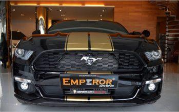 Emperor ประกาศภาษีรถนำเข้าปรับขึ้น แต่ Ford Mustang ยังราคาเดิม