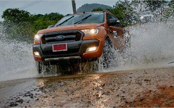 Ford แนะ 7 อุปกรณ์ต้องมีติดรถสำหรับการผจญภัยแบบ Off-Road