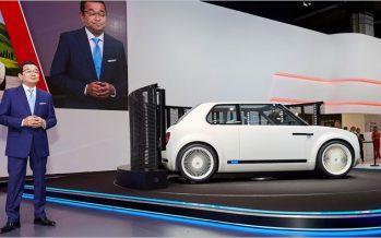 Honda ปิดโรงงานเก่าแก่ เดินหน้าเอาจริงผลิตรถยนต์พลังงานไฟฟ้า