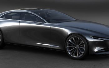 "2017 Mazda Vision Coupe Concept ประตูหลังจำเป็นสำหรับ ""คูเป้"""