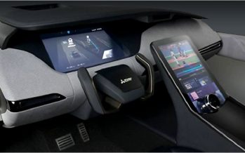 Mitsubishi Electric EMIRAI 4 Concept มุมมองใหม่ของระบบอินโฟฯ