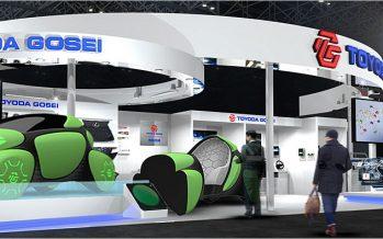 Toyoda Gosei เผยแนวคิดแห่งโลกอนาคตใน Tokyo 2017