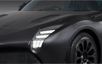 2017 Toyota GR HV Sports Concept สปอร์ตไฮบริดจาก Gazoo