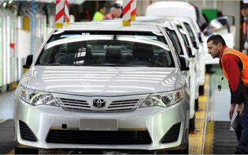 Toyota Motor Corporation Australia ยุติการผลิตรถยนต์เป็นทางการ