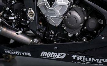 Triumph เผยความคืบหน้าการพัฒนาเครื่องยนต์ Moto2 ฤดูกาล 2019
