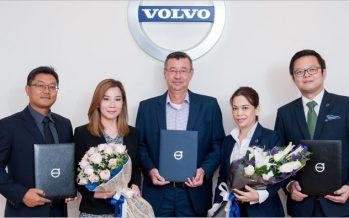 Volvo ขยายผู้จัดจำหน่าย สร้างประสบการณ์ผ่านโชว์รูมรูปแบบใหม่ VRE