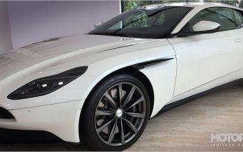 Aston Martin DB11 เปิดตัวในไทย และเป็นครั้งแรกในอาเซียน