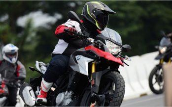 BMW Motorrad ชวนทดลองขี่ G 310 GS และ G 310 R
