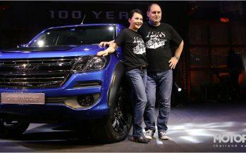Chevrolet ฉลอง 100 ปีการผลิตปิคอัพด้วย Colorado Centennial Edition 2018
