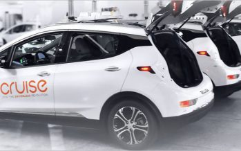 General Motors ประกาศเตรียมความพร้อมในการผลิตรถยนต์ไร้คนขับ