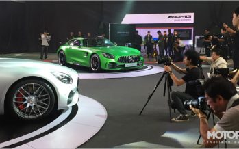 Mercedes-AMG เปิดตัว 2 รุ่นใหม่ GT R และ GT C ในประเทศไทย