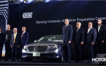 Mercedes-Benz ร่วมกับบางชันฯ เปิดศูนย์เตรียมรถใหม่ก่อนส่งมอบ เพิ่มศักยภาพ PDI