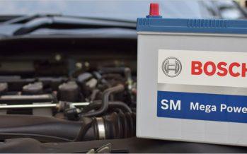 BOSCH มอบความสบายใจในการขับด้วยแบตเตอรี่ที่ไม่ต้องดูแลรักษา