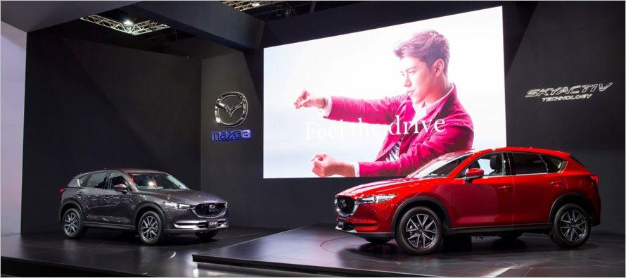 Mazda ประเทศไทย ทำสถิติใหม่ยอดขายสูงสุดในรอบ 2 ปี