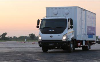 TATA Motors เปิดตัวรถบรรทุก 6 ล้อ TATA Ultra 1014