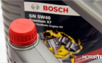 BOSCH Premium X7 น้ำมันเครื่องสังเคราะห์ 100% เกรดคุณภาพ API SN