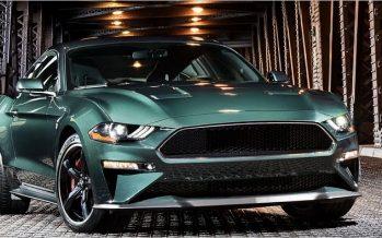 2019 Ford Mustang Bullitt รุ่นพิเศษฉลอง 50 ปี Bullitt