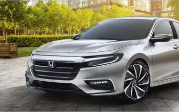 2018 Honda Insight Prototype กลับมาอีกครั้งที่ดีทรอยท์