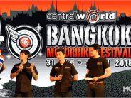 Bangkok Motorbike Festival 2018 เตรียมฉลอง 1 ทศวรรษ ปลายเดือนมกราคมนี้