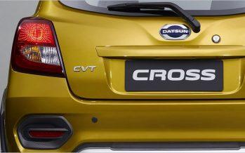 2018 Datsun Cross รถครอสโอเวอร์ราคาประหยัดสำหรับอินโดนีเซีย