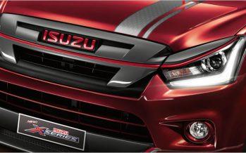 2018 Isuzu D-MAX X-Series พร้อมจำหน่ายกลางกุมภาพันธ์ 2561