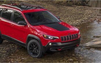 2019 Jeep Cherokee ปรับโฉม ลดส่วนเกินในด้านงานออกแบบ