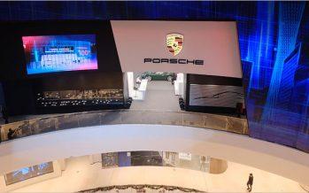 Porsche เปิดตัวโชว์รูมแห่งที่ 100 ในประเทศจีน