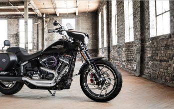 2018 Harley-Davidson Sport Glide เปิดตัวเป็นทางการ