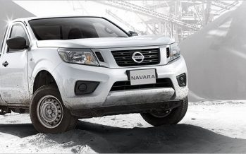 Nissan เพิ่มทางเลือกให้ Navara ด้วยรุ่นย่อยใหม่ Single Cab 4WD