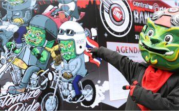 Bangkok Motorbike Festival 2018 ฉลอง 1 ทศวรรษ