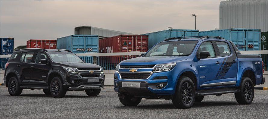 Chevrolet ประเทศไทย ยอดจำหน่ายเติบโตมากกว่า 25% ในปี 2560