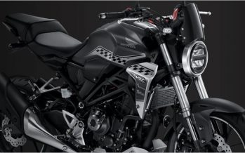 2018 Honda CB300R เปิดราคาเริ่มต้นที่ 149,800 บาท