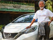 """Nissan สานต่อโครงการ """"แค่ใจก็เพียงพอ ตามพ่อที่พอเพียง"""" ที่สระแก้ว"""