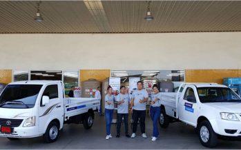 TATA Motors ส่งคาราวานรุกทั่วประเทศให้บริการเข้าถึงลูกค้า