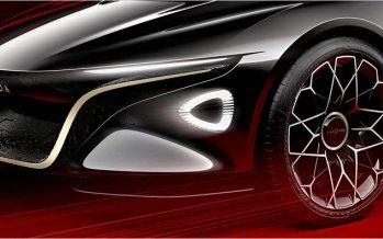 2018 Lagonda Vision Concept ตัวแทนการคืนชีพแบรนด์ Lagonda