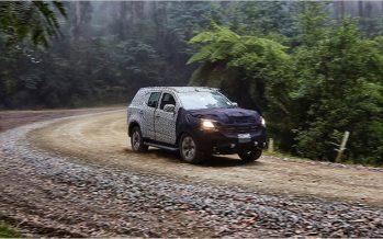 Chevrolet พัฒนาแชสซีส์ใหม่ของ Trailblazer เพื่อให้รองรับการขับทุกรูปแบบ